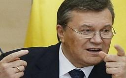 Заявление Виктора Януковича. Запись трансляции