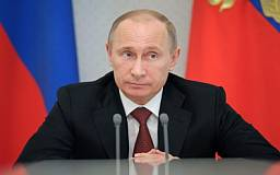 Россия не будет вводить визовый режим с Украиной и отвечать на санкции США, - Путин