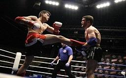 Бойцам украинского спецподразделения «Беркут» посвятили турнир по тайскому боксу в Москве