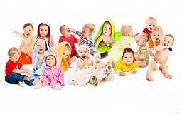 Уникальные роды. На днях две жительницы Днепропетровской области родили по двенадцатому ребенку