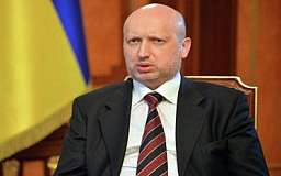 Обращение и. о. президента Украины Александра Турчинова