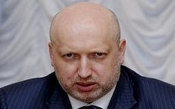 Сегодня утром была возобновлена активная фаза АТО, - Турчинов
