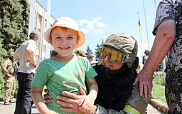 Горячий уикэнд. Силы АТО освободили 7 городов на востоке Украины
