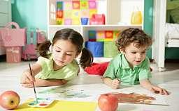 По всей Украине не хватает мест в детских садах