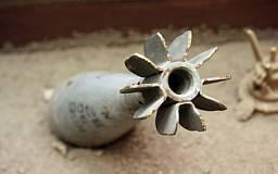 Эхо войны. В Криворожском районе снова обнаружили устаревшие авиационные бомбы
