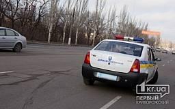 ГАИ Днепропетровской области борется с пьяными водителями и попрошайками на дорогах