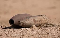 В Лозоватке на кладбище обнаружен артиллерийский снаряд