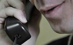 В Кривом Роге мужчина позвонил в милицию и сообщил, что у него в квартире находится труп