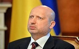 Турчинов объявил о распаде парламентской коалиции в Раде