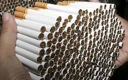 На Днепропетровщине изъято 263 тыс. пачек контрафактной табачной продукции