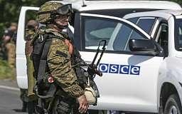 С 5 декабря в Украине будет перемирие, - ОБСЕ