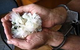 На станции Кривой Рог транспортные милиционеры зарегистрировали факт сбыта наркотиков