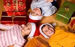 Совместный проект «Первого Криворожского» и Фонда «Світ надії» - Подарим детям праздник!