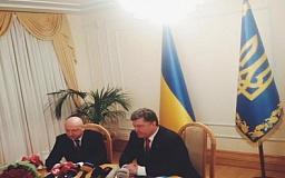 Порошенко назначил Турчинова секретарем СНБО