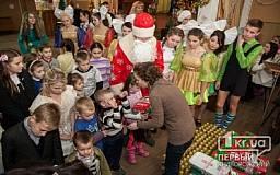 В Кривом Роге благотворители устроили для детей настоящий праздник (ДОПОЛНЕНО)