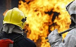 На Криворожском ГОКе произошло возгорание БелАЗа