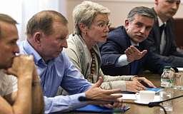 Переговоры в Минске должны начаться в 16:00