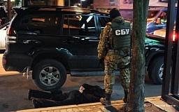 На Днепропетровщине СБУ ликвидировала группировку, которая готовила взрывы в людных местах и поджоги банков (ОБНОВЛЕНО)