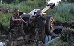 За сутки боевики на Донбассе 16 раз обстреляли позиции АТО