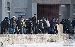 Криворожский координационный штаб Антимайдана находился в офисе Партии регионов?