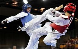 Спортсмены из Днепропетровщины получили 8 золотых медалей на  чемпионате Украины по тхэквондо ВТФ.