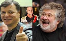 «За голову Коломойского - 1 млн долларов, за Ляшко - 500 тыс», - «народный Дед Мороз» Донбасса Павел Губарев
