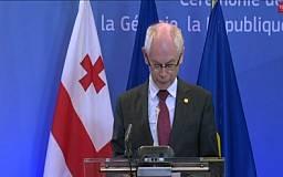 Подписание экономической части соглашения об Ассоциации с ЕС (Прямая трансляция)