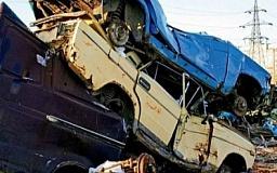 За пол года в Украине не утилизировали не одного автомобиля