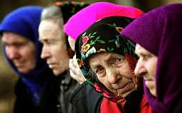 Пенсионный фонд Центрально-Городского района тратит почти 2 млн гривен на доставку пенсий