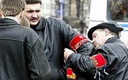 В каждом районе Кривого Рога организовываются отряды гражданской самообороны