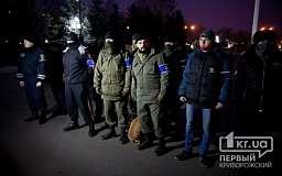 В Кривом Роге милиция начала патрулировать улицы вместе с активистами «Самообороны»