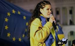 Певица Руслана обижена на Евромайдан
