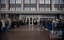 Депутаты Кривого Рога передали Резолюцию активистам Евромайдана в горисполкоме