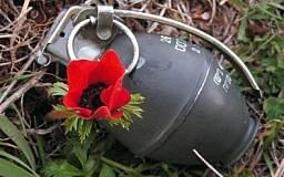 Мужчина пришел с гранатой в Саксаганский райотдел