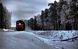 На Приднепровской железной дороге подготовят к зиме 524 пассажирских вагонов