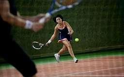 В Кривом Роге поклонниц большого тенниса собрал вместе турнир «Украиночка»