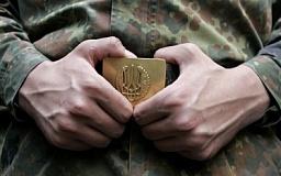 В воинской части Кривого Рога прогремел взрыв. Один солдат погиб, еще один ранен