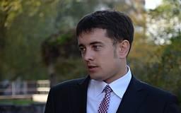 Обращение кандидата в народные депутаты Украины по 33 округу Макаренко Александра