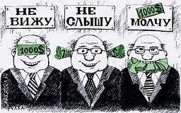 Коррупция. Удастся ли ее побороть?