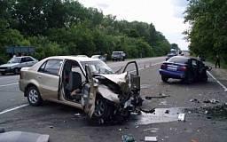 За сутки на дорогах области пострадали 9 человек
