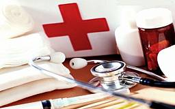 На Днепропетровщине прошли практические занятия по военно-медицинской подготовке