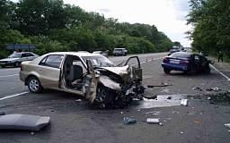 На дорогах области за сутки травмировались 14 человек