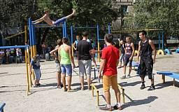 Терновчанам - новые спортивные площадки