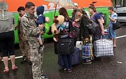 ООН заявляет о 415 тысячах беженцев с востока Украины