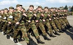 В Украине возобновят срочную службу в армии