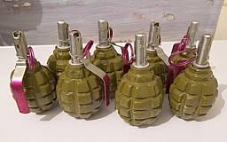 Вчера в Криворожском районе обнаружили и обезвредили гранату Ф-1