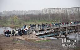 В Кривом Роге прошла масштабная уборка балки Калетина