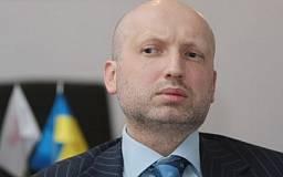 Александр Турчинов поручил расформировать 25 воздушно-десантную бригаду