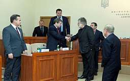Конгрессмен США Эд Ройс посетил Днепропетровскую область
