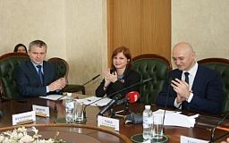 В Днепропетровской области подписали соглашение о сотрудничестве и взаимодействии в формате Конгресса регионального развития